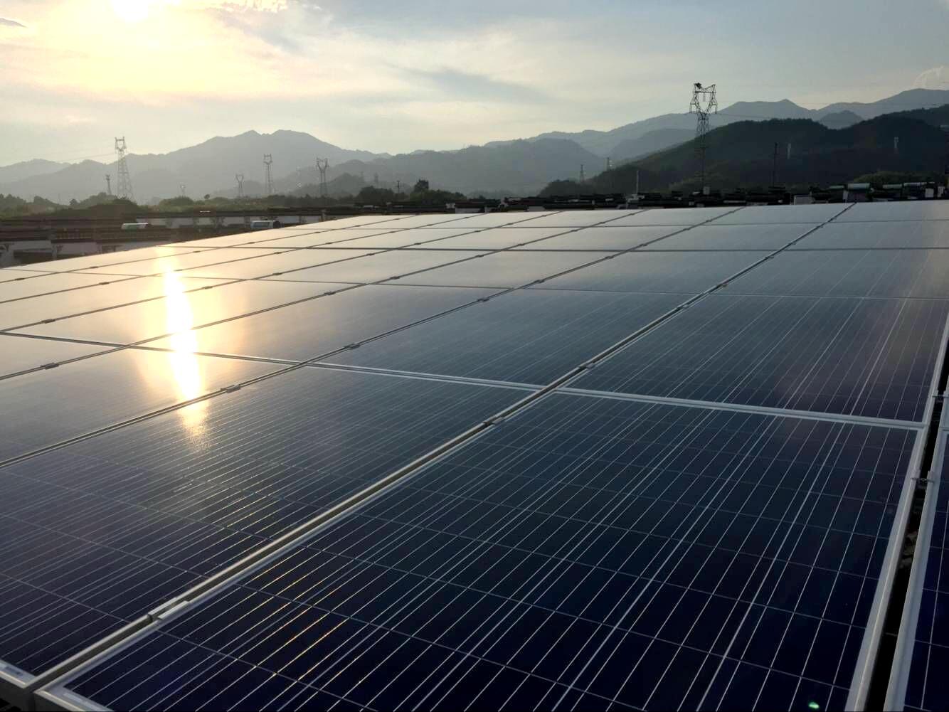 安徽省宣城市绩溪县花阳镇10千瓦光伏电站项目