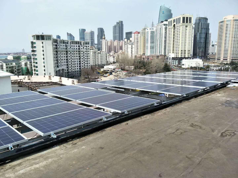 青岛长城置业有限公司分布式光伏发电项目